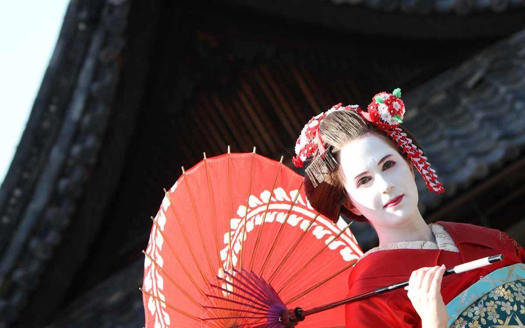 Kyoto – Maiko Birthday