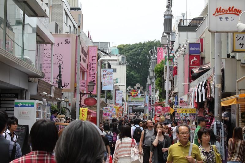 Takeshita Street 01