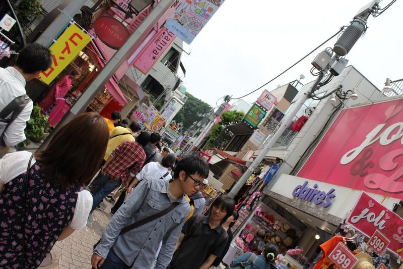 Takeshita Street 02