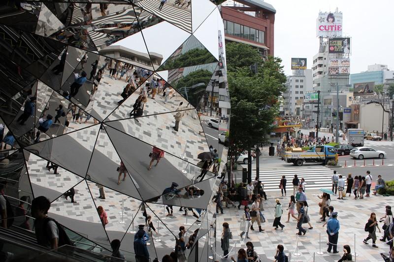 'Tokyu Plaza Omotesando Harajuku' shopping complex