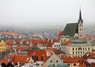 Český Krumlov & Linz
