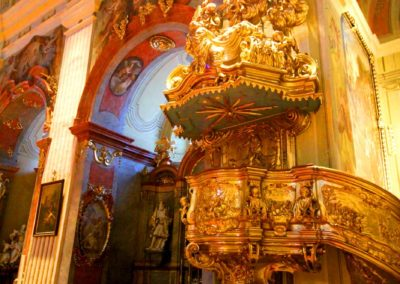 Pulpit from Krems Cathedral