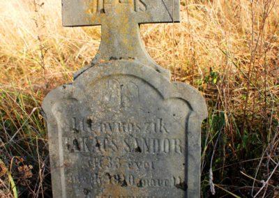 Takács Grave