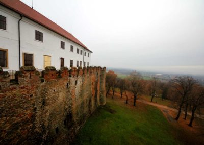 Very Tall Walls