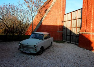 Trabant - the only car you are allowed to have