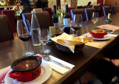 Wine Tasting at Bock
