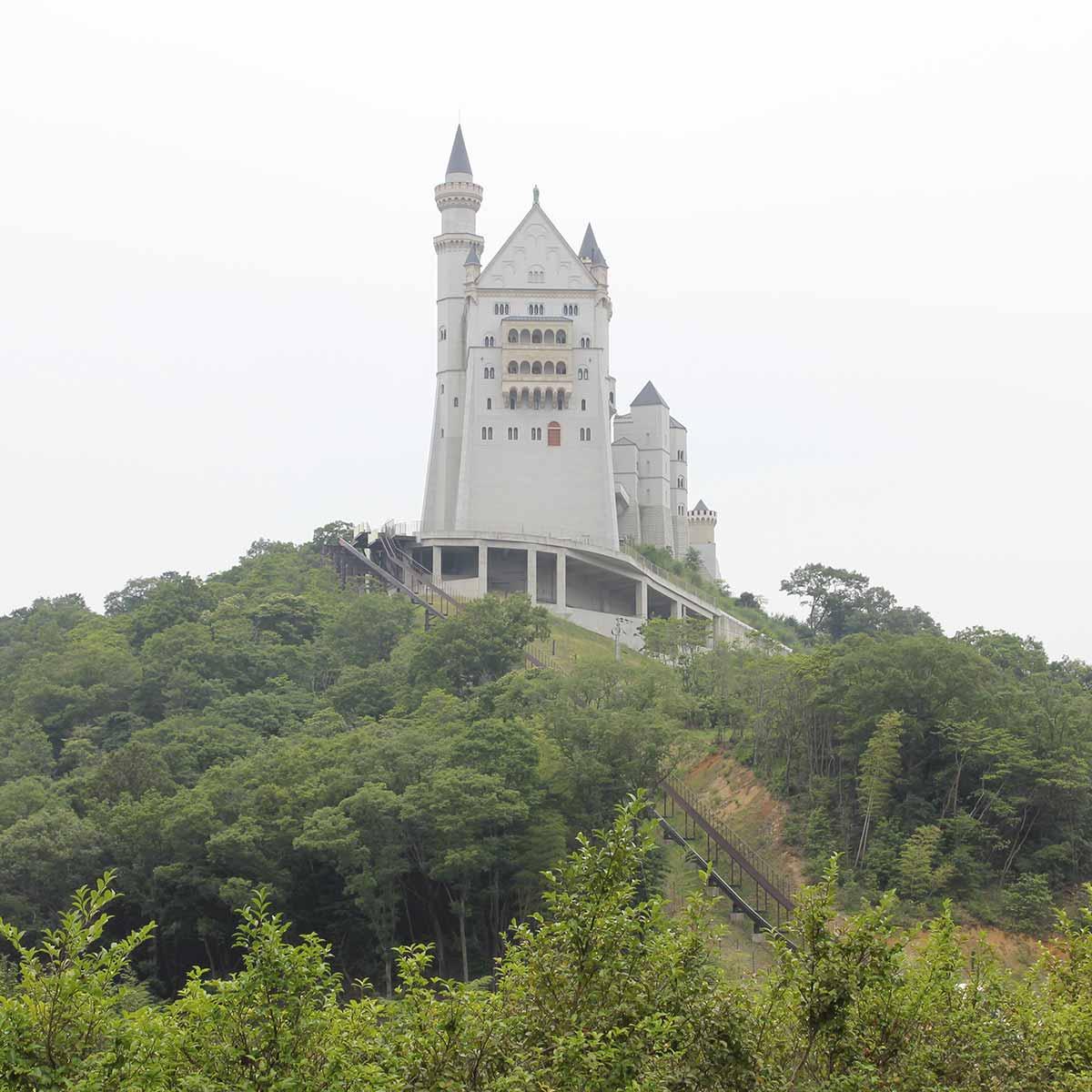 Taiyo Castle in Himeji