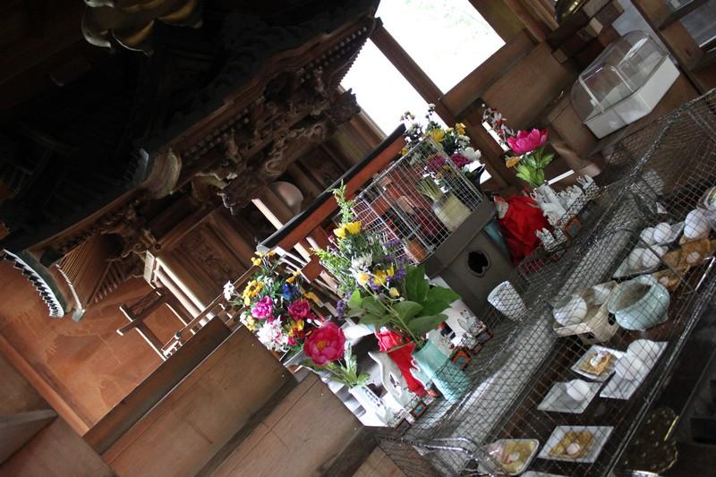 Inari Shrine - Food to the spirits